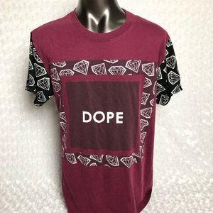 Fresh Laundry Dope Shirt w/Vans Sk8 Hi Shirt